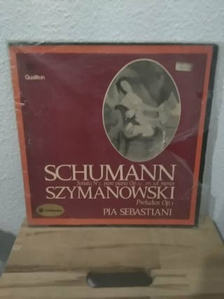 vinilo schumann