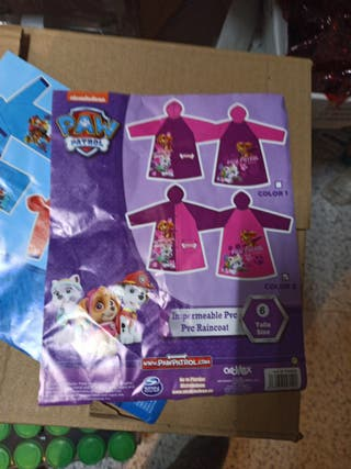 impermeable paw patrol