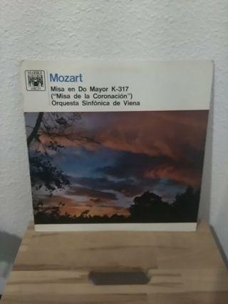 vinilo Mozart