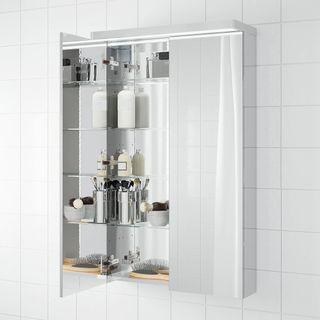 Armario espejo de baño (nuevo, embalado)