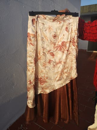 traje para boda falda y blusa (Marca Marios)