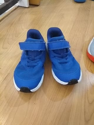 bambas Nike niño talla 28.5