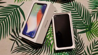 iPhone X (64 Gb) Plata