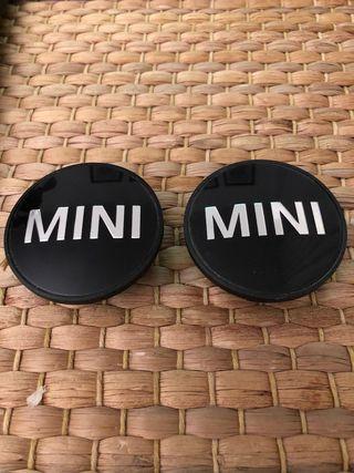 Centros de llanta BMW Mini (juego de 2)