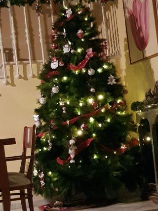 Árbol de Navidad 2.40 m