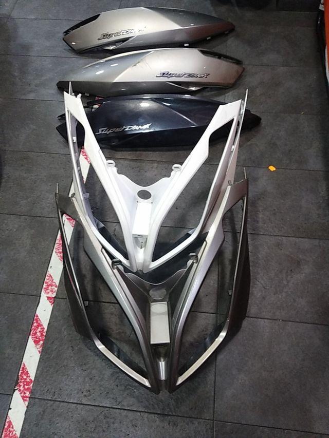 Kymco Super Dink 125