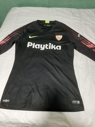 Camiseta Sevilla FC portero