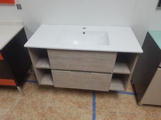Mueble de baño 100x45 M1643