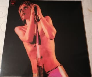 Lp vinilo Iggy and the Stooges Raw Power