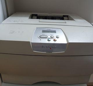 vendo impresora láser Lexmark T430