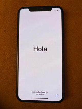 IPhone X 64gb como nuevo!!