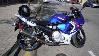 Suzuki gsx650 f