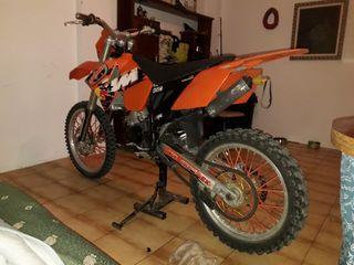 ktm sx 125cc 2t