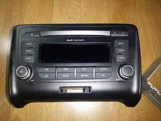 Radio CD Audi TT Nueva blaupunkt GMBH