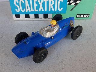 SCALEXTRIC COOPER F.1 C-58