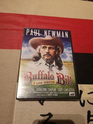 DVD BUFFALO BILL Y LOS INDIOS