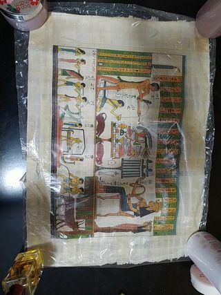 carta de faraón