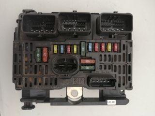 Peugeot 9656086080 BSM-L01-00 S118983001 J
