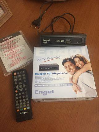 TDT Engel con USB