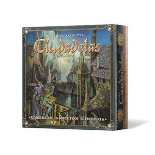 Ciudadelas clasico juego de cartas