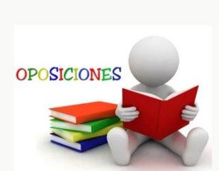 OPOSICIONES PRIMARIA CYL