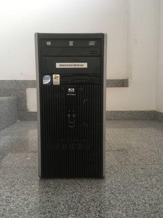 Ordenador de torre HP, Intel Core
