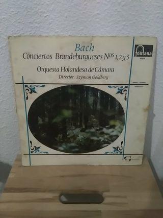 vinilo Bach