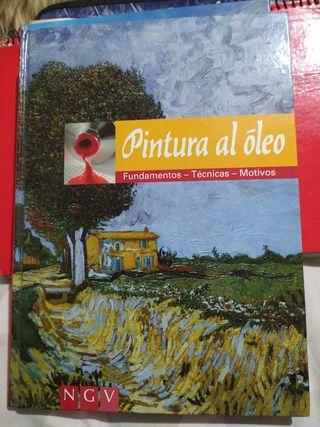libros de pintura