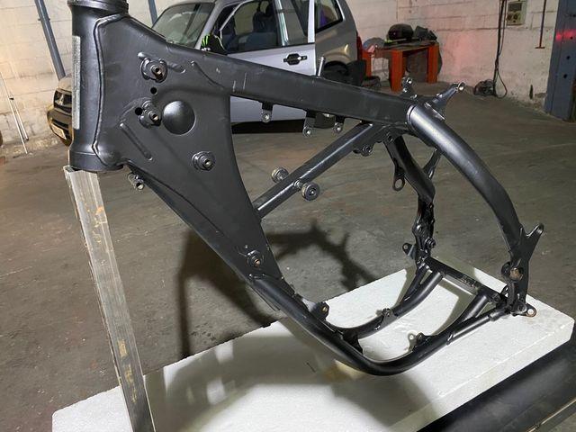 Chasis de Ktm 250 cc