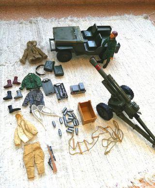 Set militar de Madelman
