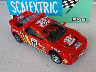 SCALEXTRIC FORD RS200 33
