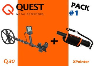 PACK: Quest Q30 + XPointer