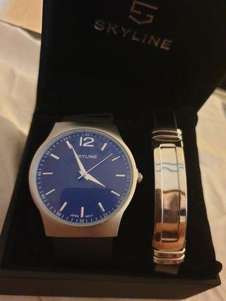 Reloj Skyline