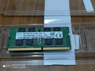 Hynix 8GB DDR4 2133 MHz ECC Memoria RAM (SO-DIMM)