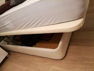 Canape de cama de matrimonio