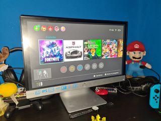 Monitor HP (full HD)