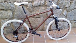 bicicleta de montaña kona explosif