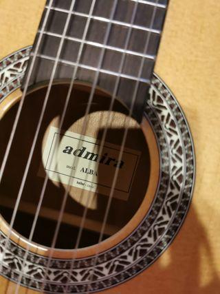Guitarra casi nueva