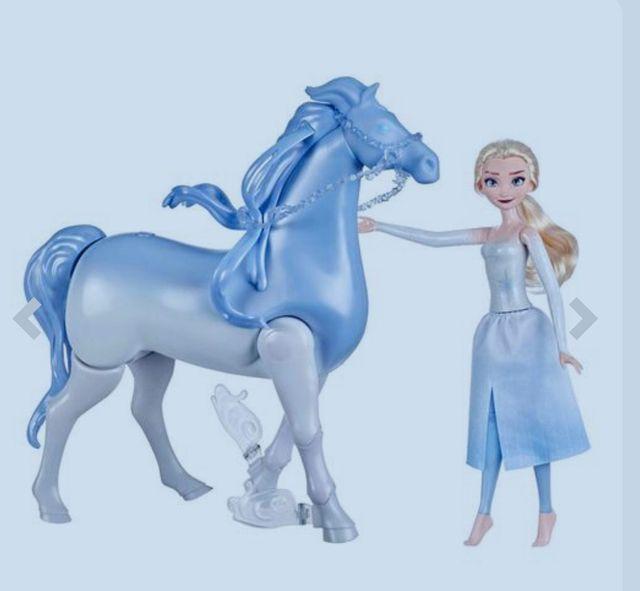 Frozen- Elsa y nokk acuatico