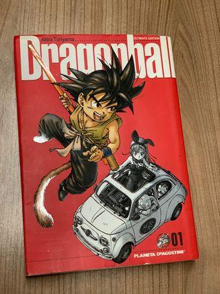 Dragon ball 1 ultimate edition