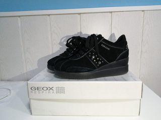 Zapatillas geox negras