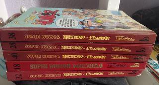 Colección Mortadelo y Filemón