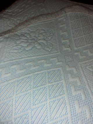 Colcha para cama de 80 cm