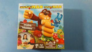 Juego de mesa Machaca Max de Hasbro Games