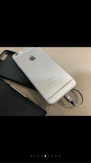 Se vende iPhone 6 de 64 mgfunciona súper bien