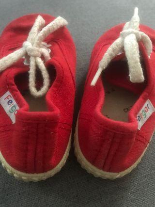 Zapatillas niño/niña