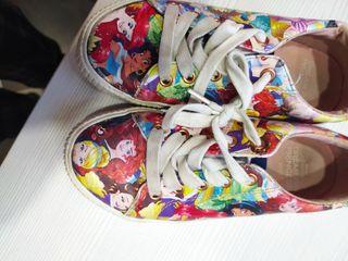 Zapatillas Disney