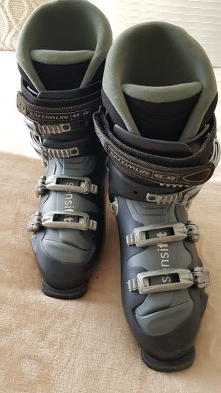 Botas Skis SALOMON