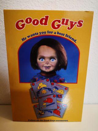 Good Guys, Chucky el muñeco diabólico.