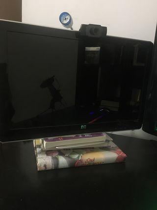Monitor PC HP 2009m pavilion 20 pulgadas